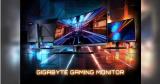 技嘉展出三款电竞系列屏幕,展现完美的游戏性能