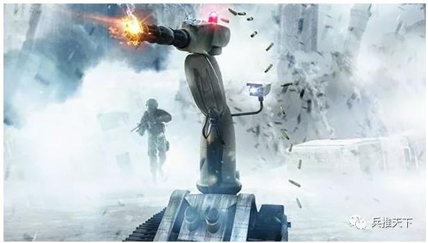 美陆军推演研究人工智能&机器人作战