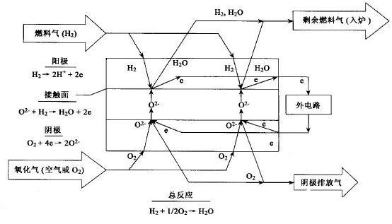 固态氧化物燃料电池的原理_固态氧化物燃料电池的特...
