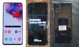 三星Galaxy S20+ 5G真机谍照曝光 背...