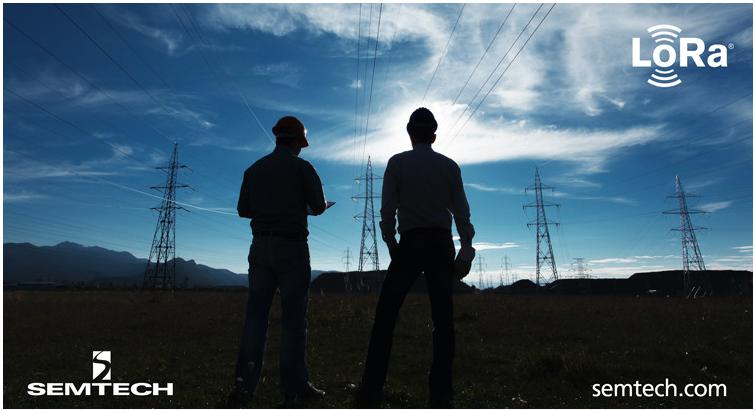 LoRa创建的电网有什么特点