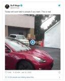 Model 3新功能公布 竟然说起话来了
