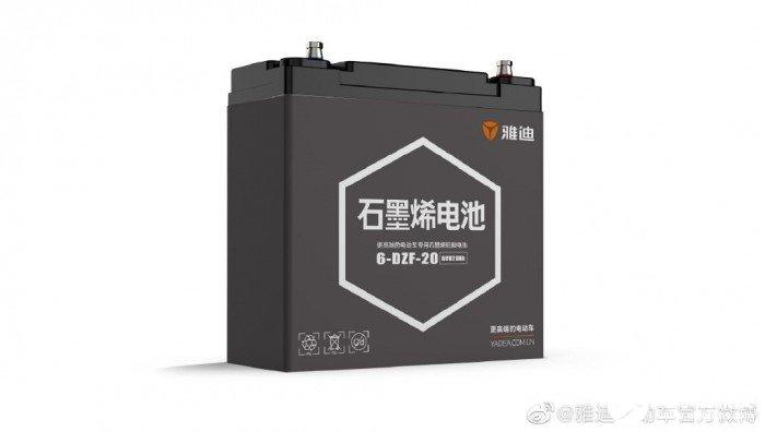 石墨烯电池并不是石墨烯加上锂电池