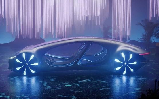 CES 2020看看手机、汽车、机器人、芯片都有...