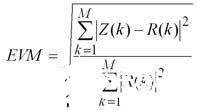 通过误差向量分析调整接收机链路参数,优化应用性能