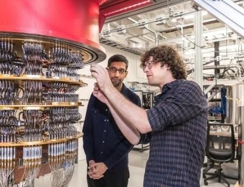 量子计算技术有望在数据处理方面带来质的飞跃,但商...