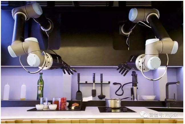AI机器人可以替换掉中国的厨师吗