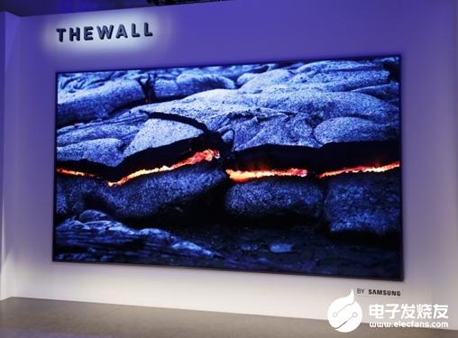 三星已准备好量产MicroLED屏幕 有望将2020打造成为MicroLED元年