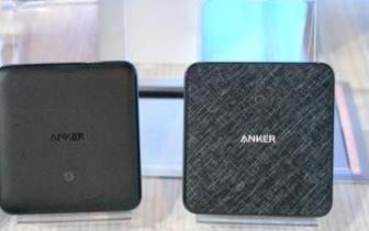 Anker GaN系列的三款新品氮化鎵充電器已上線