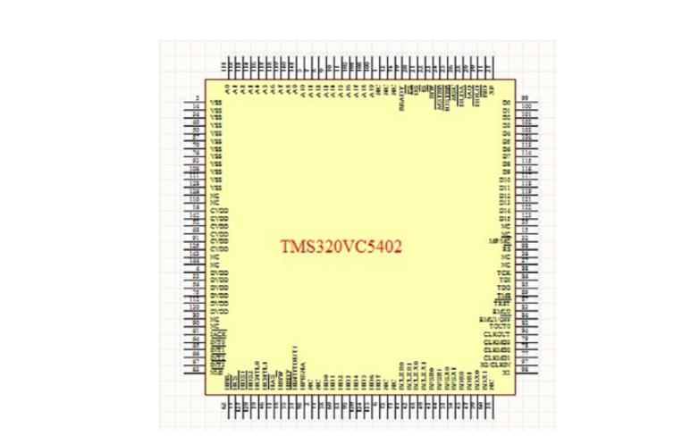 TMS320VC5402定点数字信号处理器的数据手册免费下载