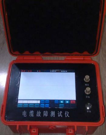电缆故障测试仪的优势与技术参数