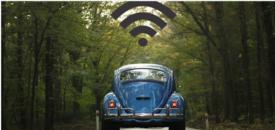 你会在车上找到哪一些物联网技术