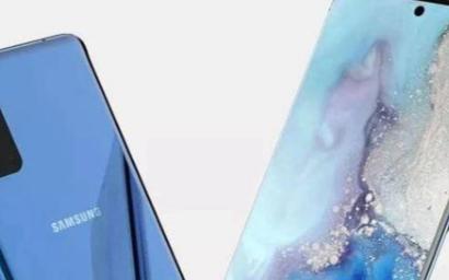三星S20或将是目前正面最好看的打孔屏手机