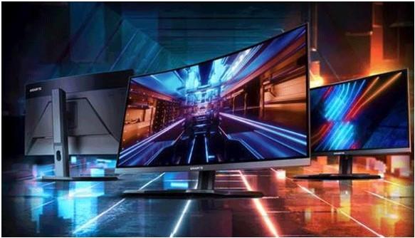 技嘉推出两种版本与尺寸的新款显示器,将于今年Q1上架