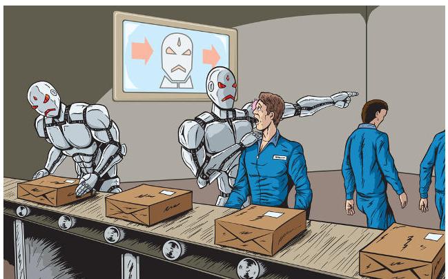 哪一些職業無法被人工智能所替代
