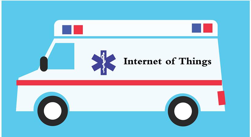 物联网为什么最强大的医疗行业颠覆者