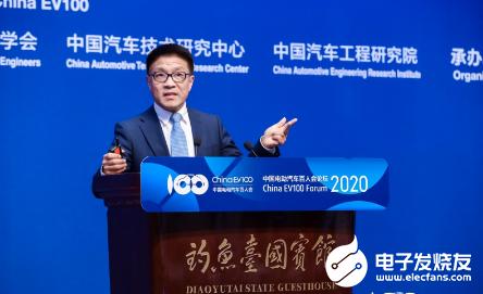 中国是全球最大的电动汽车市场 未来将继续领跑全球电动汽车革命
