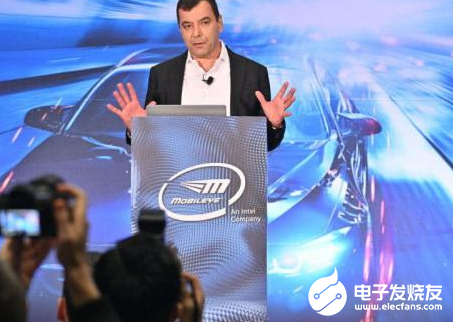 Mobileye计划建立两个独立的自动驾驶系统 未来还需不断努力
