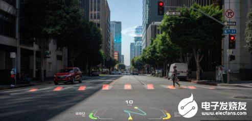 WayRay展示了全新车用全息AR显示器 可提供完整的RGB体验