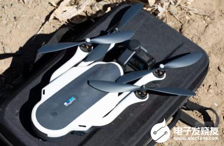 为解决Karma无人机无法飞行的问题 GoPro开始推出新的固件
