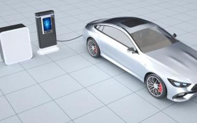 大眾推出移動充電機器人,充電樁可自動跟隨汽車