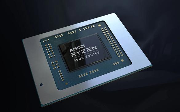 AMD通過Ryzen 4000移動芯片發力NB追趕英特爾