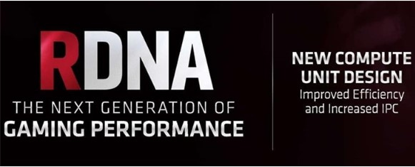AMD的RDNA 2图形架构性能最高可提高50%,预计将在2020年夏天发布