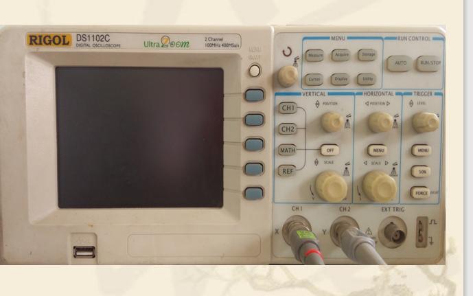 數字示波器的使用基礎教程說明