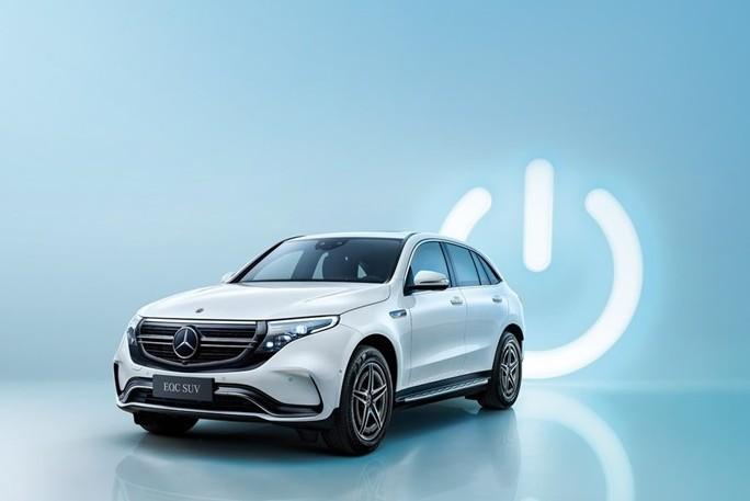 奔驰首款纯电SUV车型EQC在德国本土市场只卖出55辆