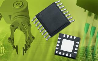 Vishay發布采用新工藝的高性能CMOS模擬開關