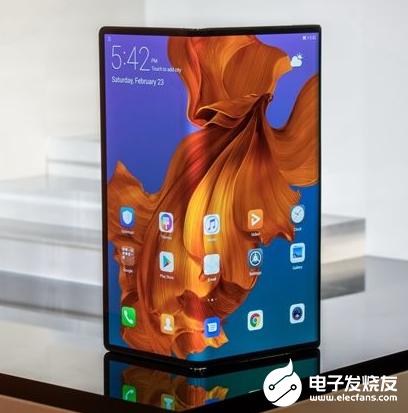 目前Galaxy折叠手机销量为40-50万部 销...