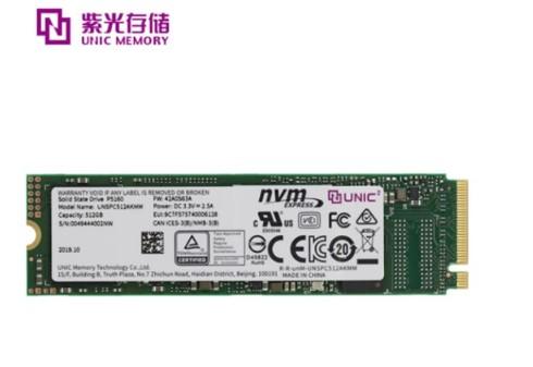紫光推出P5160系列SSD,随机读取速度最高为320K IOPS
