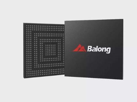 中国移动购买海思芯片Balong 711套片,数...