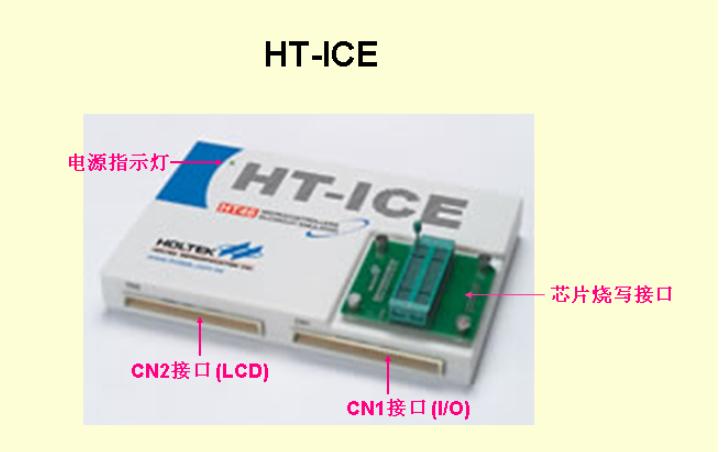 HT-IDE3000的使用手册免费下载