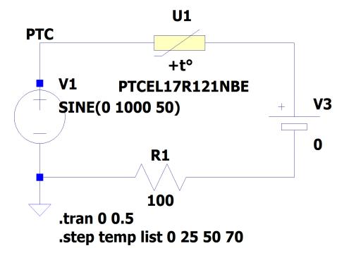 2021:热敏电阻仿真奥德赛(第1部分):从桌面LTspice到云端VHDL-AMS