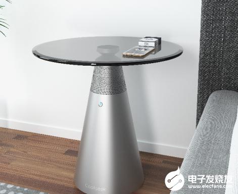CoolGeek M2蓝牙音箱 将蓝牙音箱与家具做了完美的融合