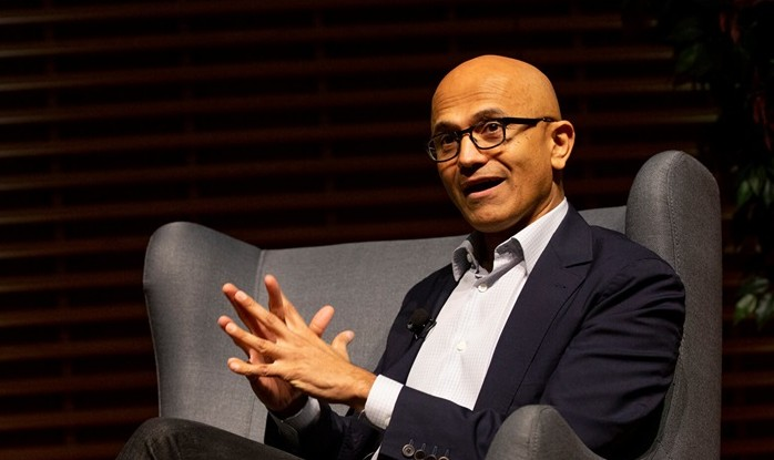 微软CEO:零售商可以利用数据,不用在谷歌打广告