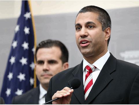 美國FCC主席指出了制約美國5G部署的重要因素