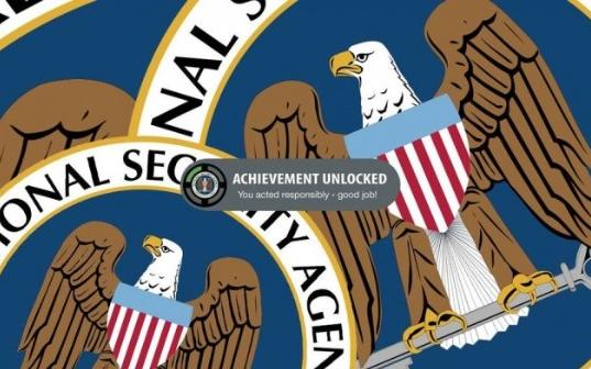 美国国家安全局首次向微软警告,在Windows发现严重安全漏洞