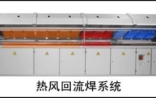 全热风再流焊机加热系统的工作原理分析