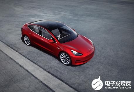 特斯拉Model 3价格下降 给国产新能源车带来...