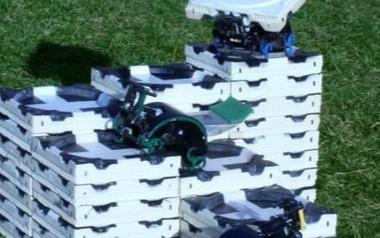 新兴的机器人建筑,它的灵感来自于何方