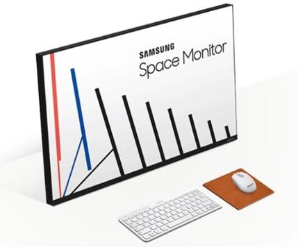 三星Space系列显示器上架京东,支持AMD FreeSync同步技术