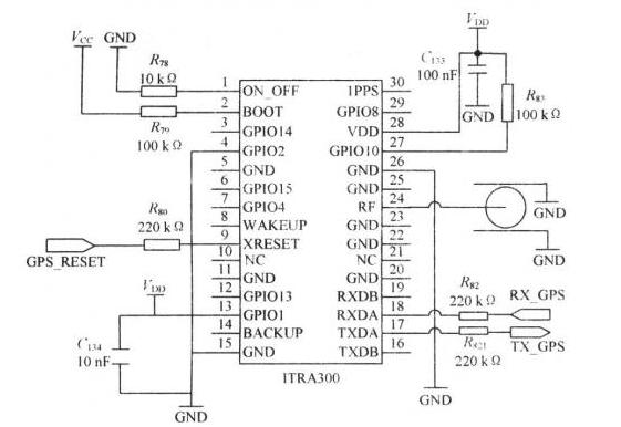 嵌入式导航系统是在怎样的设计下实现的