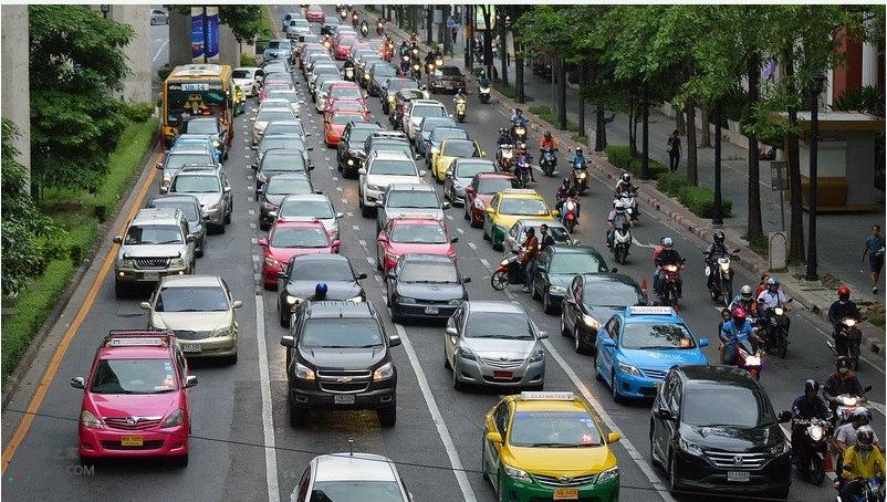 交通管理措施如何结合好物联网等技术