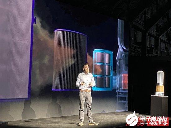 戴森推出全新加湿空气净化风扇,采用短波紫外线杀菌技术