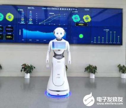 """机器人变得越来越""""像""""人 未来人类47%的工作将..."""