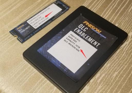 群联展示8TB NVMe固态硬盘设计,主控体积大幅缩小