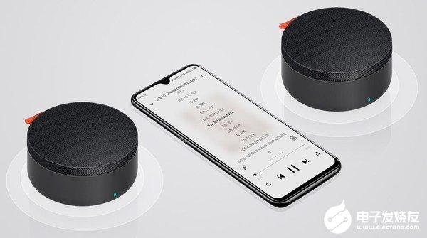 小米户外蓝牙音箱mini正式开售拥有防尘防水和双音箱互联等特点