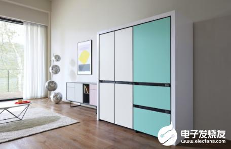 三星BESPOKE系列冰箱面世 厨房变革正在来临